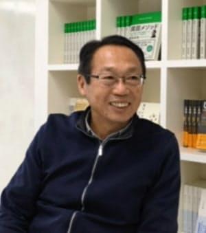 「物事を習得するのに『守破離』という道筋は本質を言い当てている」と語る岡田武史氏