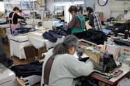 ハネクトーン早川への事業譲渡後、栃ソーイングの社員は2人増えた