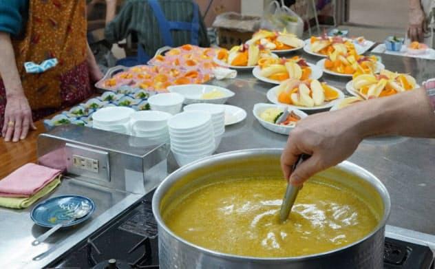 日本KFCの調理済みチキンの寄贈先は再調理、再加熱できる団体や活動に限られている(横浜市)