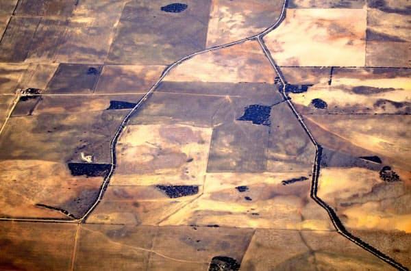 干ばつや大雨などの気象情報を宇宙から収集してコメや小麦、大豆などの収穫見通しを作成=ロイター