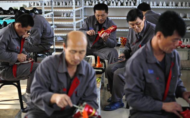 国外で働く北朝鮮からの出稼ぎ労働者の送還期限は12月22日に迫っている=ロイター
