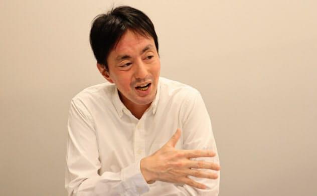 「自分たちでまだできることがある」と語るメルカリの山田進太郎社長