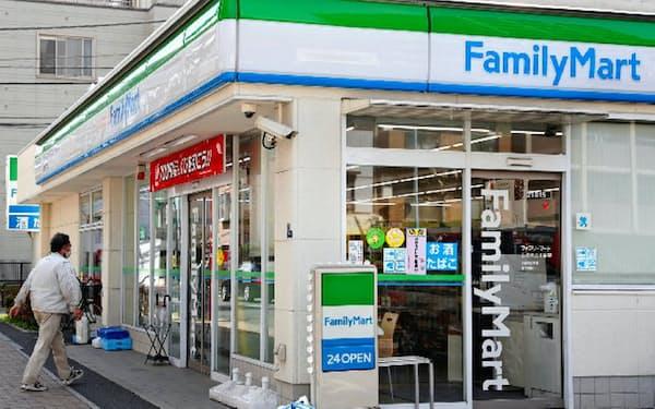 小売店のデジタル対応は商社にとっても課題だ(ファミリーマートの店舗)