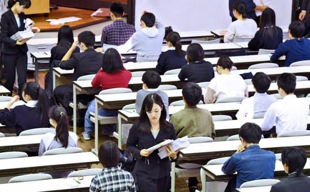 2020年度から始まる「大学入学共通テスト」に向け実施された試行調査(プレテスト)(2018年11月)