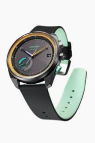 シチズン時計が2020年1月に発売するスマートウオッチ「Riiiver」の新モデル