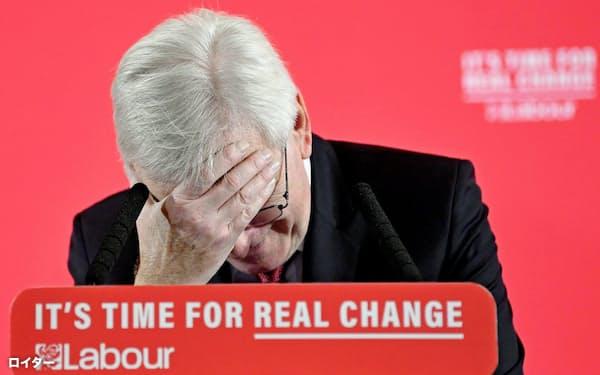 労働党マクドネル影の財務相の急進的な政策は支持を得られなかった。
