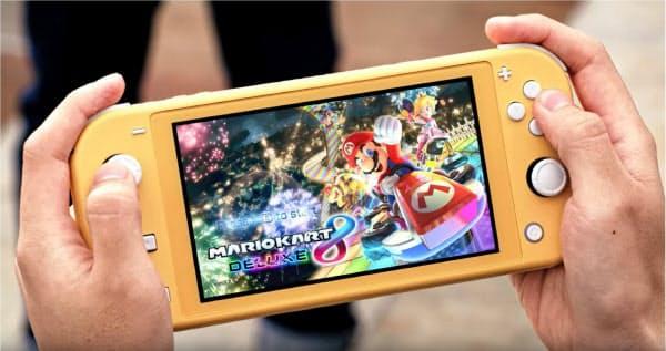 任天堂は携帯専用の「ニンテンドースイッチライト」を発売。国内外でヒットを呼んだ(公開動画より引用)