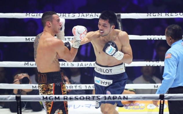 村田、寺地が防衛 八重樫は王座奪回ならず ボクシング世界戦