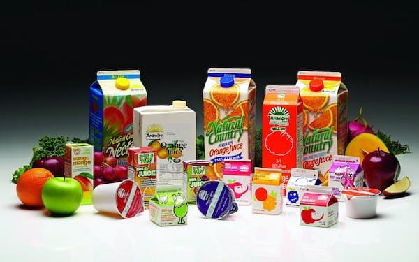 サッポロが米国で販売している果汁飲料