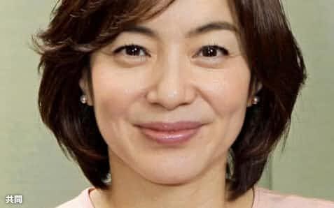 八木亜希子さん=共同