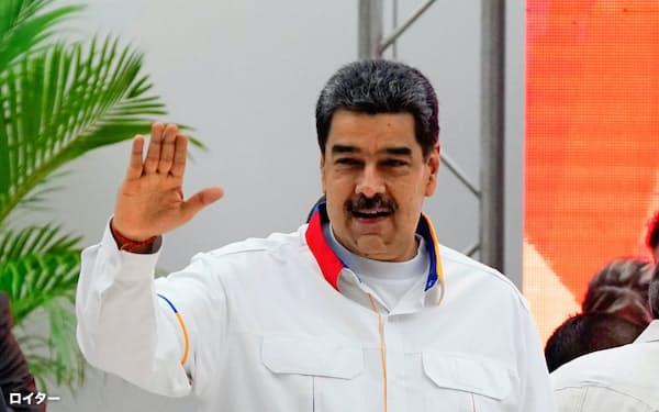 ベネズエラのマドゥロ大統領は、インフレ率も低下する中(とはいえ依然、世界1位)、海外諸国の圧力をかわし存続に自信を深めつつあるという=ロイター