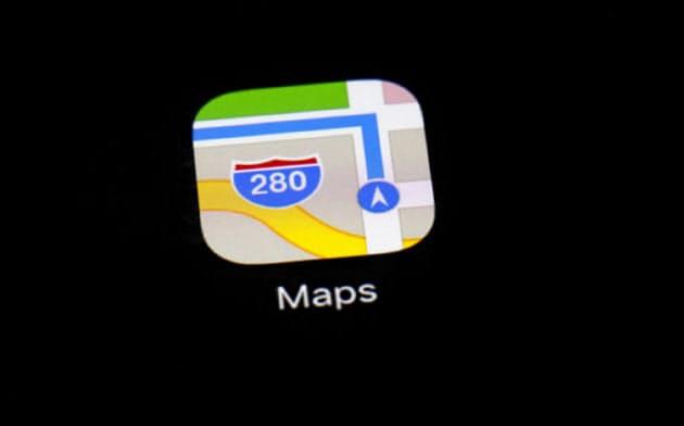 中国政府の批判を受け、米アップルが香港デモの参加者に利用されていたとされる地図アプリの配信を停止したことで「物言う株主」が問題視している=AP