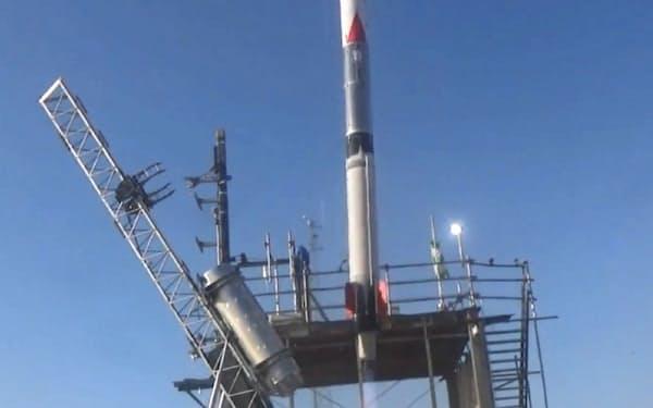 モモ3号機の成功は宇宙ビジネスにとって画期的だ(インターステラテクノロジズ提供)