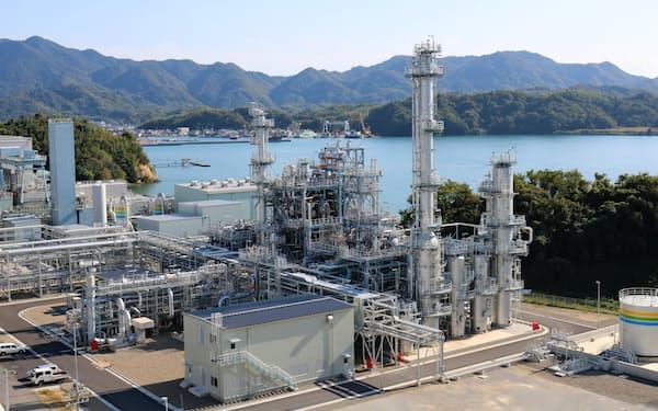 Jパワーと中国電力は効率的な石炭火力発電の技術開発を目指す(広島県大崎上島町)