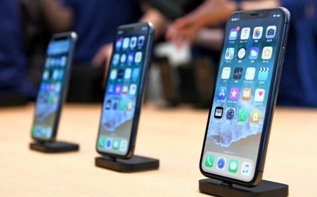 細るスマホ供給網 肺炎が影響、アップル工場稼働低迷