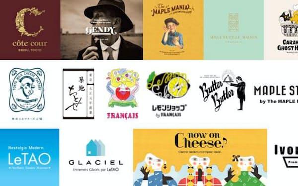 寿スピリッツはグループで多彩なブランドを展開する