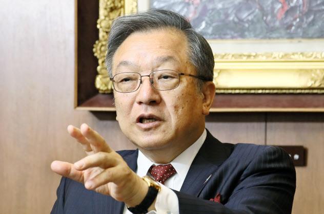 西日本フィナンシャルホールディングスの谷川浩道社長