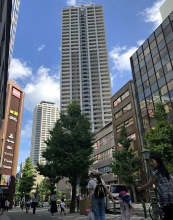 神戸市全体の持続的発展のため、規制強化で中心部のタワマン林立を防ぐ(神戸市)