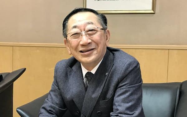 JR九州の青柳俊彦社長