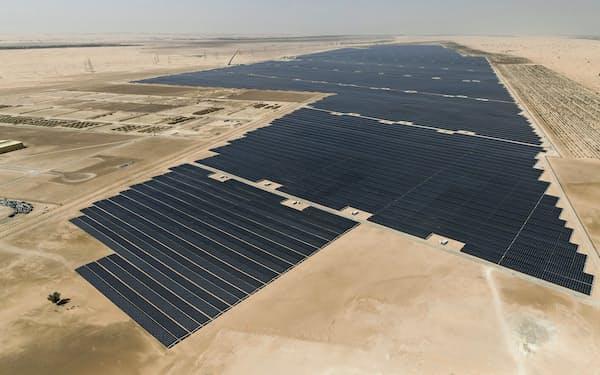世界の太陽光発電で最安といわれるUAEのスワイハン太陽光発電所
