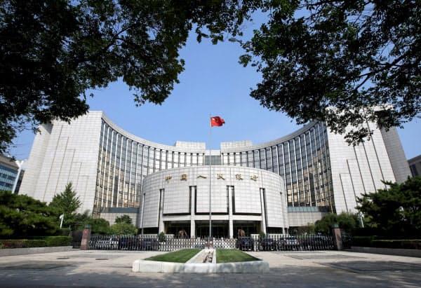 中国人民銀行は「デジタル人民元」の発行準備を進める=ロイター