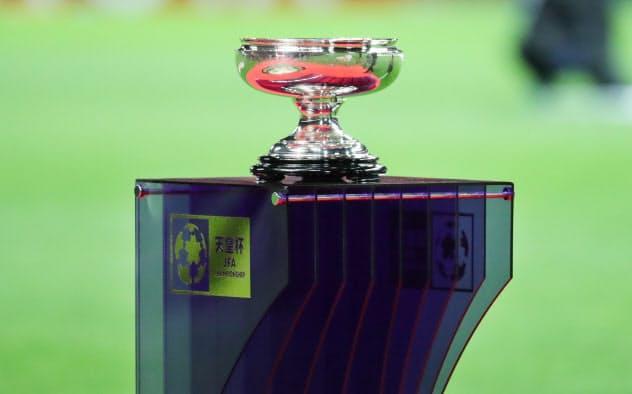 サッカー天皇杯、いよいよ決勝 国立競技場で