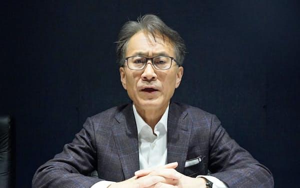 ソニーの吉田社長は「コンテンツを作り出す価値は不変」と強調する