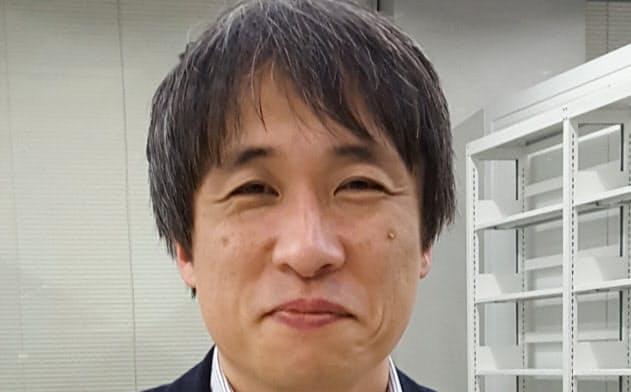 立教大学の内山泰伸教授