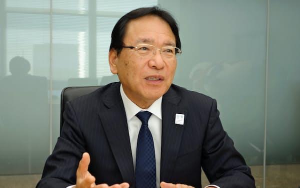 NTTコミュニケーションズ庄司哲也社長