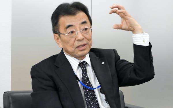 北海道ガスの大槻博社長