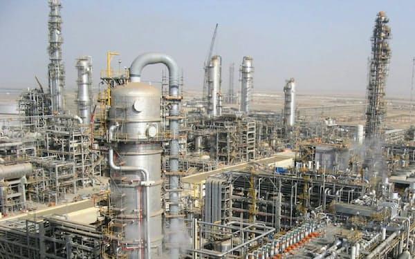 住友化学は石油化学合弁事業「ペトロ・ラービグ」をサウジアラビアで展開している