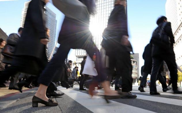 転職しやすい柔軟な労働市場の整備が課題だ