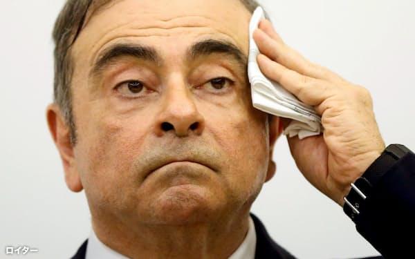 レバノン当局は9日にゴーン元会長を聴取する=ロイター