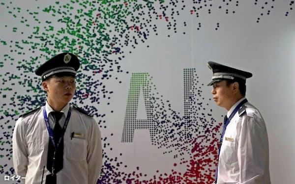 中国はAI人材の不足に直面している=ロイター