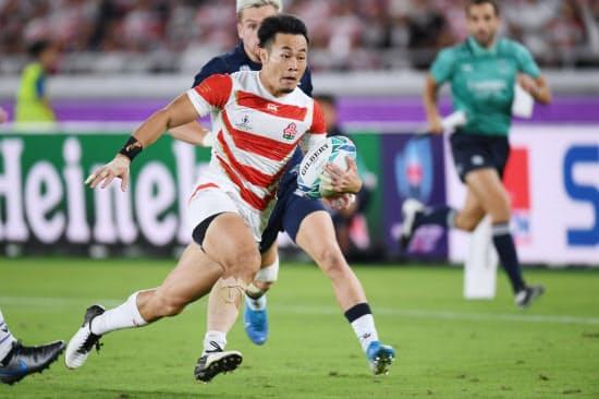 W杯日本大会で8強入りで盛り上がったラグビー界。次のステップはプロ化を含めた新リーグ設立だ