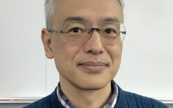 中村泰信・東京大学教授