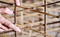 伝統の竹工芸がエネルギーうずまく巨大現代アートに