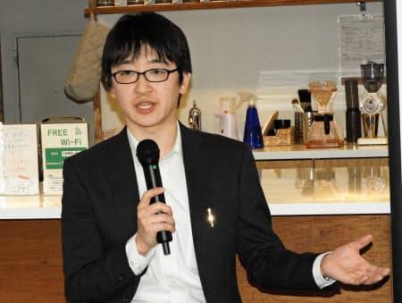10日から航空機シェアサービスを始めた進藤寛也・エアシェア社長