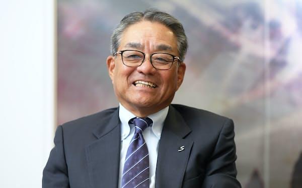 日本特殊陶業の尾堂真一会長