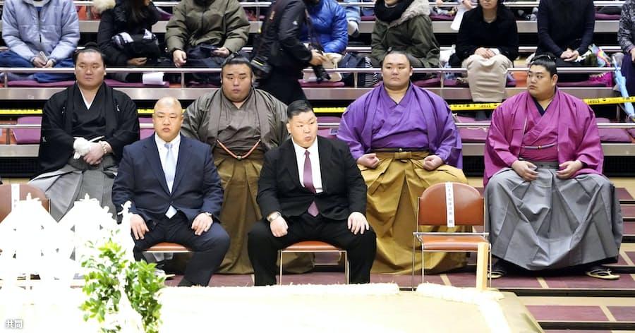 白鵬「あとはやるのみ」 大相撲初場所、12日初日: 日本経済新聞