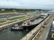 パナマ運河にも気候変動が影響の可能性(2016年6月)