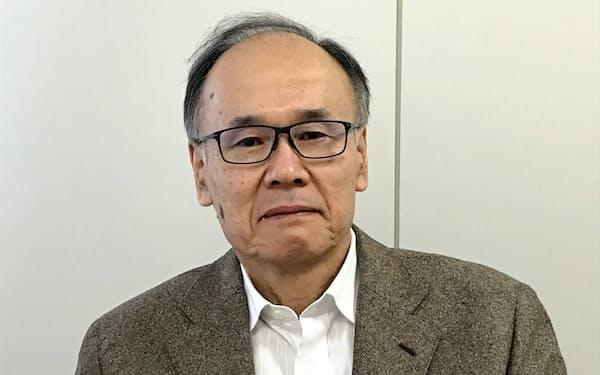 西浦廉政・東北大学特任教授