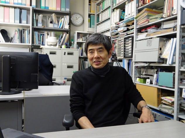 東京大学物性研究所の勝本信吾教授