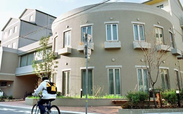 震災遺児の心のケアに取り組んでいる「レインボーハウス」(神戸市東灘区)