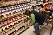 米消費者物価は緩やかに上昇している(米アリゾナ州の小売店)=ロイター