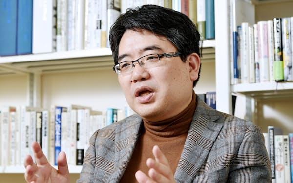 岩下直行 京都大学公共政策大学院教授