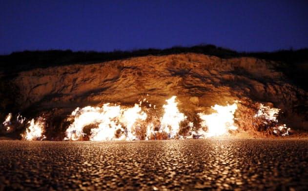 せかい旬景 火の国で燃え続ける炎(アゼルバイジャン)