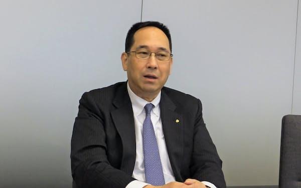 TDK石黒成直社長