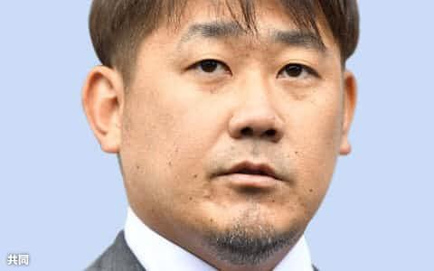 西武の松坂大輔投手=共同