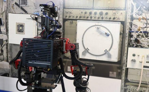 GITAIが開発する宇宙飛行士を代替するロボット